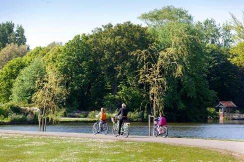 Westbroekpark in The Hague; The Hague, Netherlands