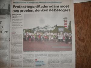 Demonstraties !!
